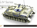 OrangeHobby 1/35 42 Upgrading Suit for StuG.IV Detail PE