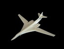 OrangeHobby 1/700 Tupolev Tu-160 Blackjack Resin