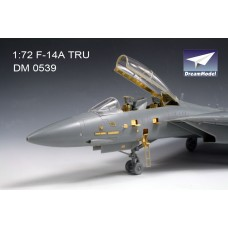 Dreammodel 1/72 0539 US Navy Tomcat F-14 F-14A Detail Update PE for trumpeter