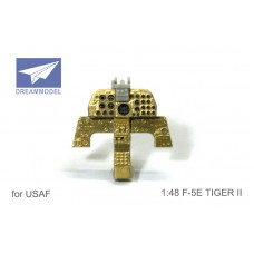 Dreammodel 1/48 2007 F-5E Tiger II Detail Update PE for AFV Club Kit