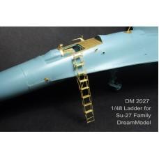 Dreammodel 1/48 2027 SU-27 Russian Sukhoi Ladder Update Detail PE