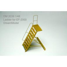 Dreammodel 1/48 2039 Ladder for EF-2000 Update Detail PE