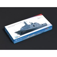 Dreammodel 1/700 70010 PLA NAVY 071 071A LPD-989 amphibious transport dock