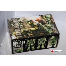 TT GUNDAM MG 1/100 MS-06J GREEN ZAKU II model kit