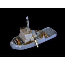 OrangeHobby 1/350 045 ASD Tug Boat Rowangarth Resin PE Decal