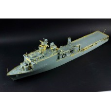 OrangeHobby 1/350 130 USS Harpers Ferry LSD-49 dock landing ship Resin Kit