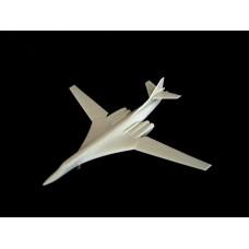 OrangeHobby 1/700 063 Russian Bomber Tupolev Tu-160 Blackjack Resin
