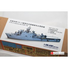 OrangeHobby 1/700 095 USS Comstock LSD-45 dock landing ship Resin kit