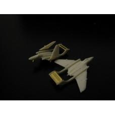 OrangeHobby 1/700 101 Sea Vixen FAW.2 Resin 4 kits