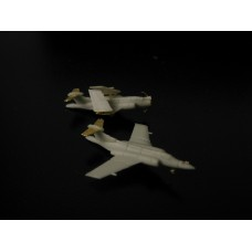 OrangeHobby 1/700 102 Blackburn Buccaneer S.2 Resin 4 kits