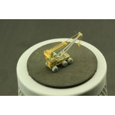 OrangeHobby 1/700 135 deck heavy crane Resin Kit 2 pics