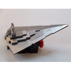Star Wars Starwars Star Destroyers 1/2400 all metal kit