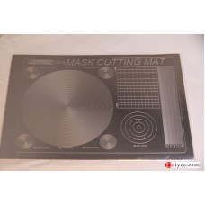USTAR U-STAR TOOLS 80122 Metal Masking Sheet Cutting Template Circle Shape