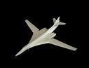 OrangeHobby 1/700 Tupolev Tu-160 Blackjack Resin