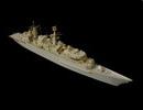 Type 22 Broadsword class F86 HMS Campbeltown