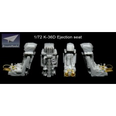 Dreammodel 1/72 0303 HTY-8 K-36D Ejection seat Siège éjectable Asiento eyectable