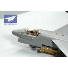 Dreammodel 1/72 0513 US Navy Fighter A-7D/E Detail Update PE for Hobbyboss