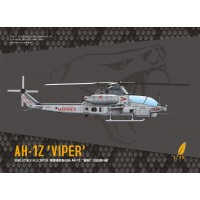 Dreammodel 1/72 72012 Bell AH-1Z Viper attack helicopter