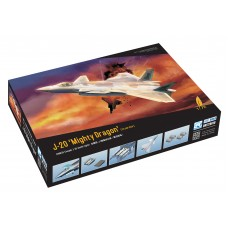 Dreammodel 1/72 72010 PLAAF Chengdu J-20 Mighty Dragon stealth fighter