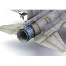 OrangeHobby 1/48 028 RD-93/WS-13 nozzle FC-1/JF-17 3D print for Trumpeter Orange Hobby