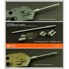OrangeHobby 1/35 163 Rheinmetall 120mm L55 Barrel leopard 2A6/A7 TAMIYA 35271 Meng TS-027 Orange Hobby
