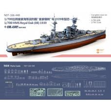 OrangeHobby 1/700 166 HMS Royal Oak 08 British Battleship 1939 Resin kit Orange Hobby