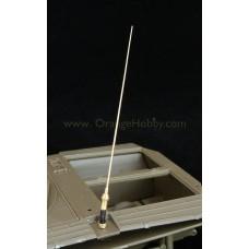 OrangeHobby 1/35 036 US Spring Antenna Mast Base Detail Update Metal PE Orange Hobby