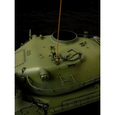 OrangeHobby 1/35 119 Universal Antenna for Modern French Combat Vehicle AFV 4 groups Orange Hobby