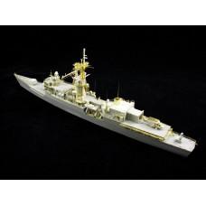 OrangeHobby 1/350 020 ROC NAVY Chi Yang FFG-932 frigate Resin kit Orange Hobby