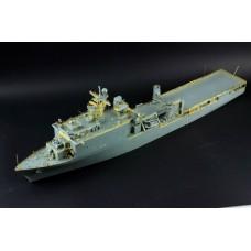 OrangeHobby 1/350 130 USS Harpers Ferry LSD-49 dock landing ship Resin Kit Orange Hobby