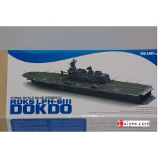 OrangeHobby 1/700 012 ROKS Dokdo LPH 6111 Korea Navy Ship Resin kit