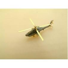 OrangeHobby 1/700 029 Westland Apache WAH-64 AH-64 Helicopter Resin PE Orange Hobby