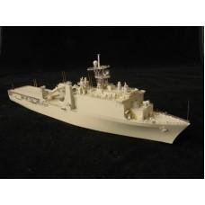 OrangeHobby 1/700 090 USS Whidbey Island LSD-41 dock landing ship Resin kit Orange Hobby