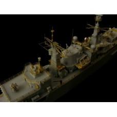 OrangeHobby 1/700 099 Type 22 Broadsword class F99 HMS Cornwall Resin Ship Orange Hobby