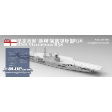 OrangeHobby 1/700 100 HMS Victorious R38 (1966) British Aircraft Carrier Resin kit Orange Hobby