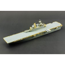 OrangeHobby 1/700 127 USS America LHA-6 amphibious assault ships Resin Kit Orange Hobby