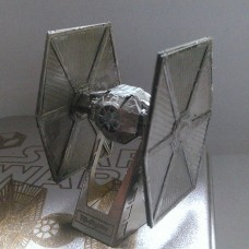 Star Wars Starwars TIE fighter starfighters all metal kit