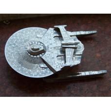 Star Trek Starfleet starships USS Reliant NCC-1864 1/2400 all metal kit