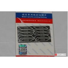 USTAR U-STAR TOOLS 80104 PE Photo etched Tool Handy Craft Saw Blades
