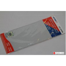 USTAR U-STAR TOOLS 91608 Stick Sanding Polish Sheet Paper 4 types