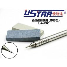 USTAR U-STAR TOOLS 91800 Stainless Scribing Tool Scribe Scriber